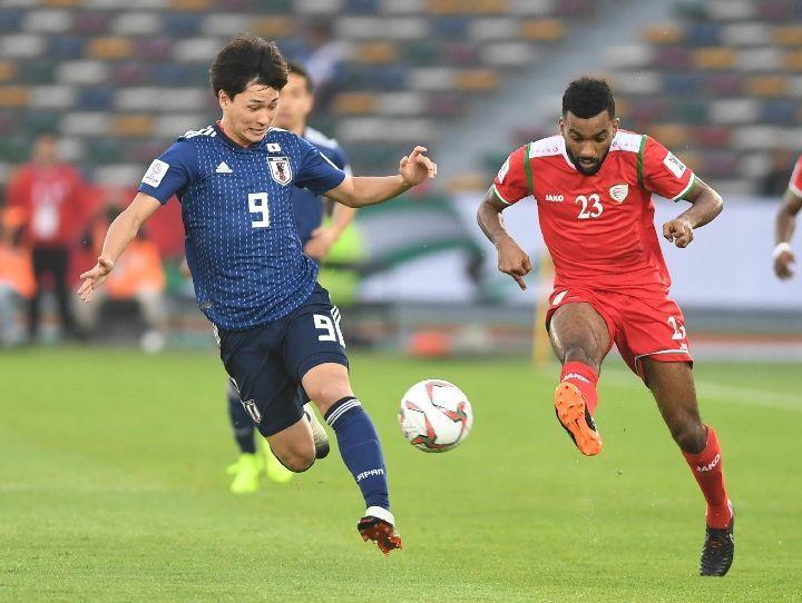 """亚洲杯:日本""""别扭""""击败阿曼出线"""
