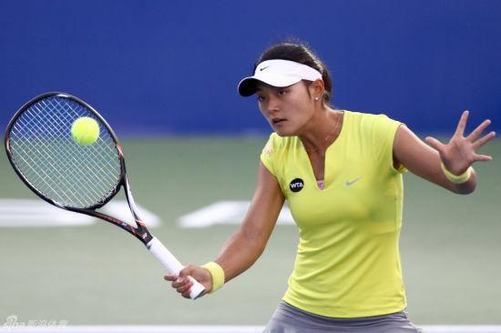 王雅繁顺利晋级第二轮 创个人澳网最佳战绩