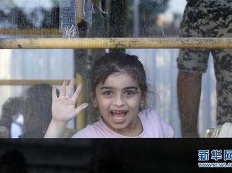 近千名叙利亚难民从黎巴嫩返乡
