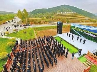 黄河 长城 太行三大板块旅游公路首批建成路段启用