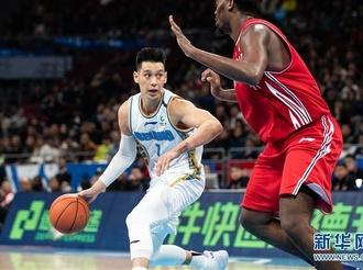 CBA常规赛:北京首钢胜青岛国信双星