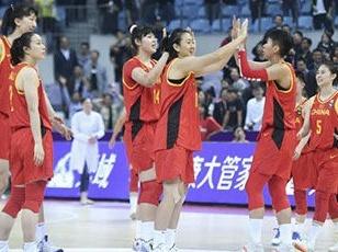 东京奥运会资格赛亚大区预赛中国女篮名单确定