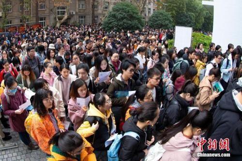 2020年度國考今開考:擬招2.4萬人 超143萬人報名過審