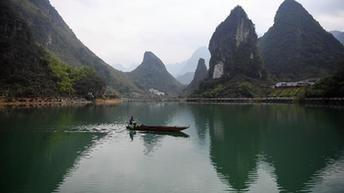 广西推进文化旅游改革发展 预计年内接待游客逾8.34亿人次
