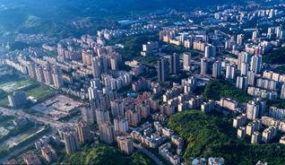 """大都市里崛起""""后花园""""——重庆北碚区的生态发展新路"""