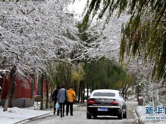 14日-15日 山西省將出現一次大范圍雨雪天氣過程
