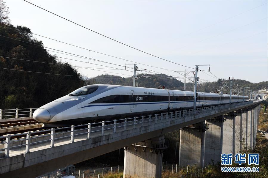 成貴高鐵即將全線通車