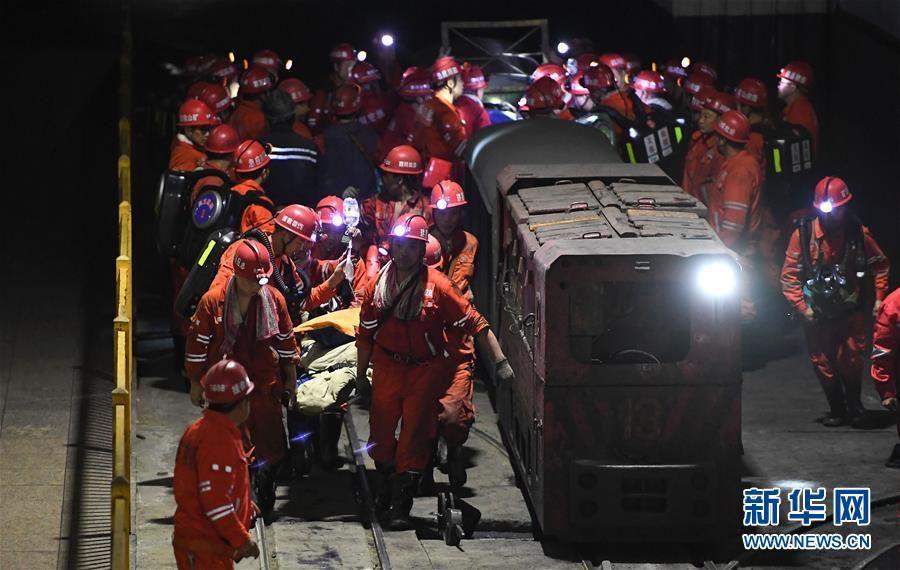 四川杉木樹煤礦透水事故:13名礦工被困地下313米80多小時后奇跡生還