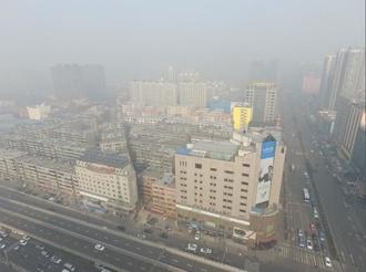 山西近期將有兩次短時重度污染過程