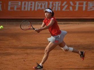 昆明网球公开赛:彭帅与卫冕冠军均无缘十六强