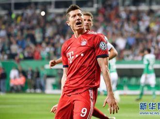 德国杯:拜仁慕尼黑晋级决赛