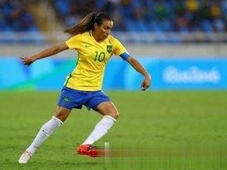 巴西女足公布世界杯名單 瑪塔再次出征