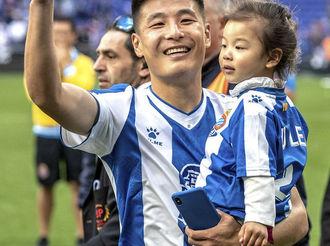 恭喜!武磊進球助西班牙人2:0挺進歐戰賽場