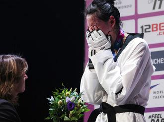 跆拳道世錦賽:鄭姝音遭爭議判罰無緣金牌
