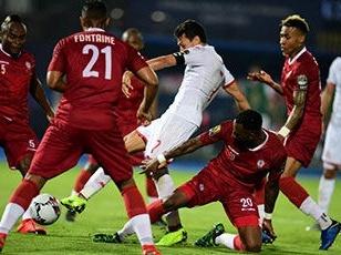 非洲国家杯阿尔及利亚与突尼斯跻身半决赛