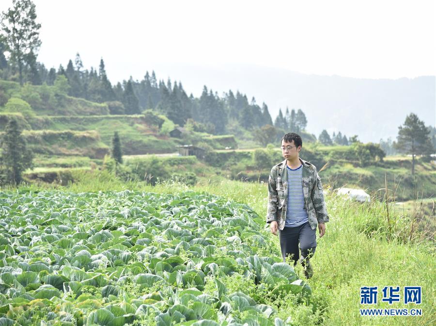 (新华全媒头条·图文互动)(1)咱们村里的年轻人——记奋战在贵州脱贫攻坚一线的青年