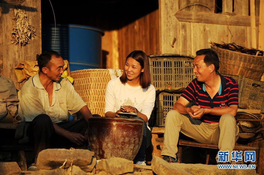 (新华全媒头条·图文互动)(8)咱们村里的年轻人——记奋战在贵州脱贫攻坚一线的青年