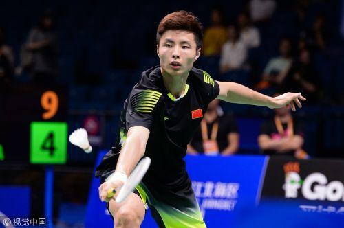 印尼羽毛球公开赛:林丹、谌龙、石宇奇无缘八强 黄宇翔胜桃田贤斗