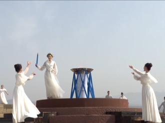 黄河明珠 生态之城--山西芮城(1)