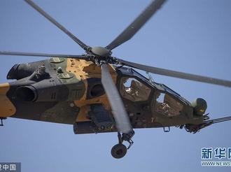 """土美地面部队首次在叙利亚""""安全区""""联合巡逻"""