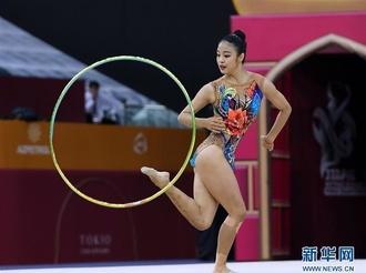 第37届艺术体操世锦赛在巴库开幕