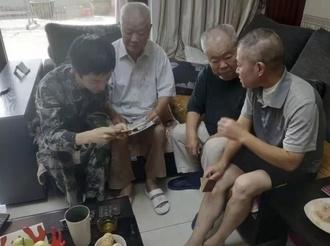 祖孙三代六人接力从军,今年该他了!