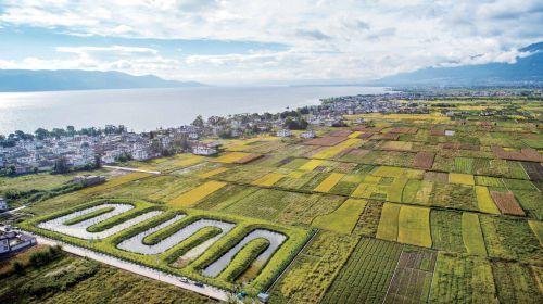 滇西边境山区·云南省大理市古生村:看得见的美丽 留得住的乡愁