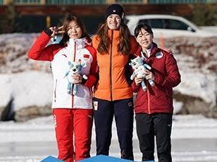 中国速滑获一银一铜 冬青奥中国代表团首枚奖牌出炉