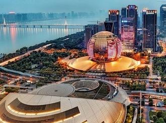 城市市值排行榜:北京居首位 杭州称霸新一线城市