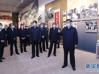 習近平:在新時代繼承和弘揚偉大抗美援朝精神 為實現中華民族偉大復興而奮斗