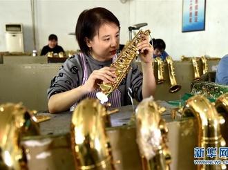 河北武強:文旅融合打造特色音樂小鎮
