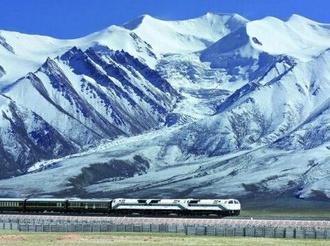 坐着高铁看中国|青稞酒酥油茶更加香甜——青藏铁路铺就致富路