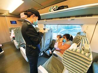 【坐著火車看山西】高鐵滿載新希望