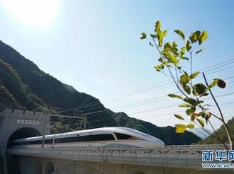 坐著高鐵看中國|行進中讀懂山河無恙,奮斗中實現家國夢圓