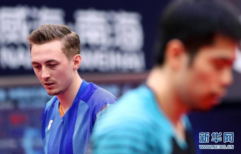 2020乒乓球男子世界杯在山東威海開賽