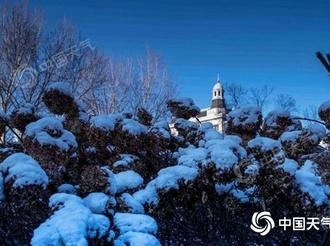 """大范圍雨雪將覆蓋超7成國土 東北江南氣溫""""斷崖式""""下跌"""