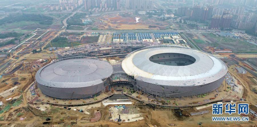 2021年世界大運會場館獲全球工程建設大獎