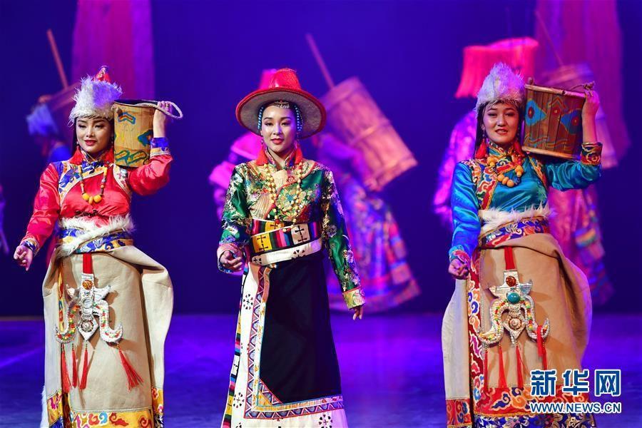 藏族传统歌舞乐《金顶梵音-拉卜楞》恢复公演