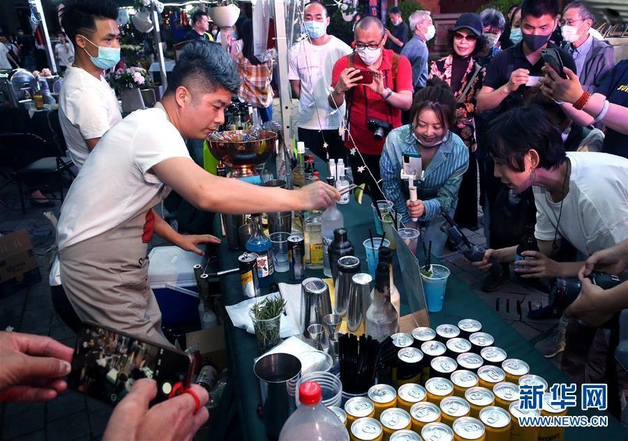 上海:特色夜市 拉动消费