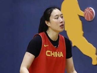 中国女篮队长邵婷正式加盟四川女篮