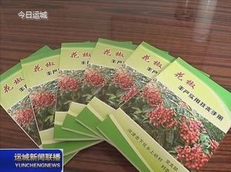 河津市:小花椒 大产业
