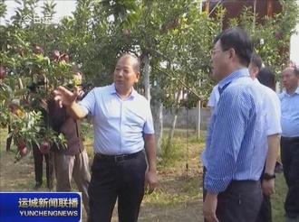 市总工会走访慰问农业系统劳动模范