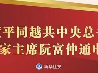 习近平同越共中央总书记、国家主席阮富仲通电话