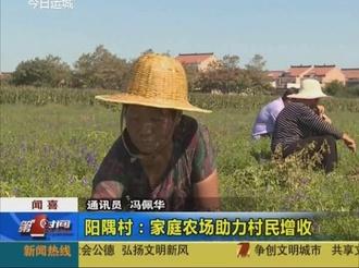闻喜阳隅村:家庭农场助力村民增收