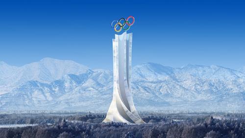 方圓5公里可見 北京延慶將呈現冬奧會標志性景觀項目