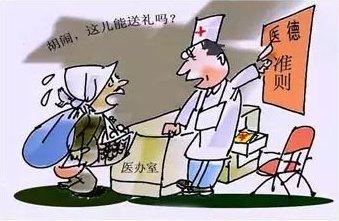 醫生收回扣,在高值藥品等領域仍大量存在
