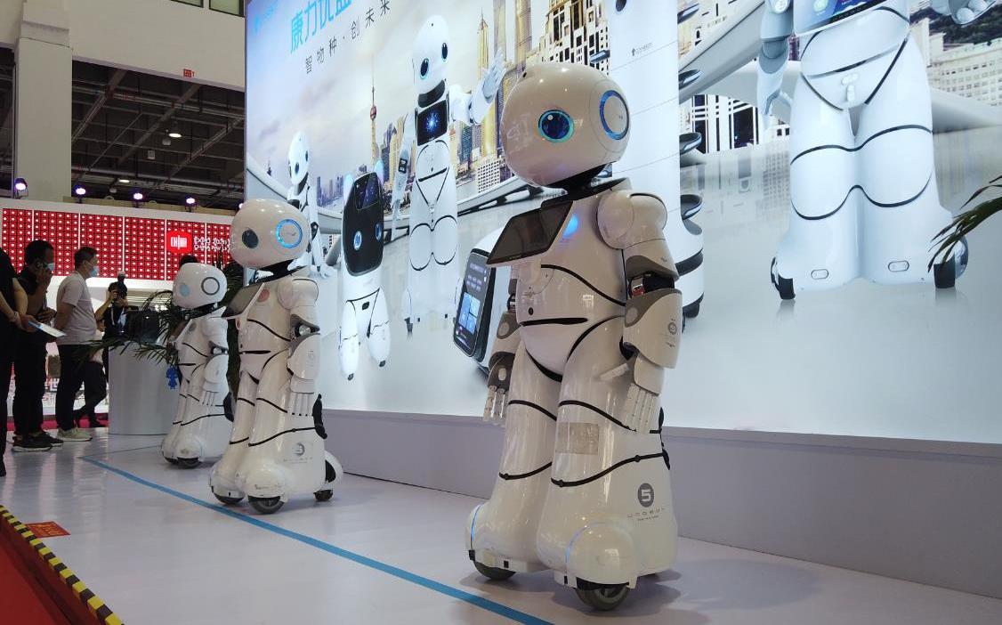 """世界機器人大會開幕 一大波""""機智""""boys精彩亮相"""