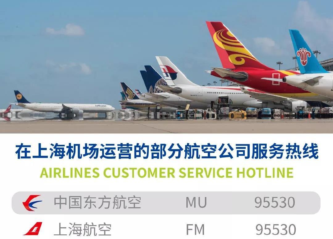 13日零時起上海兩大機場8成以上航班調減至全部取消