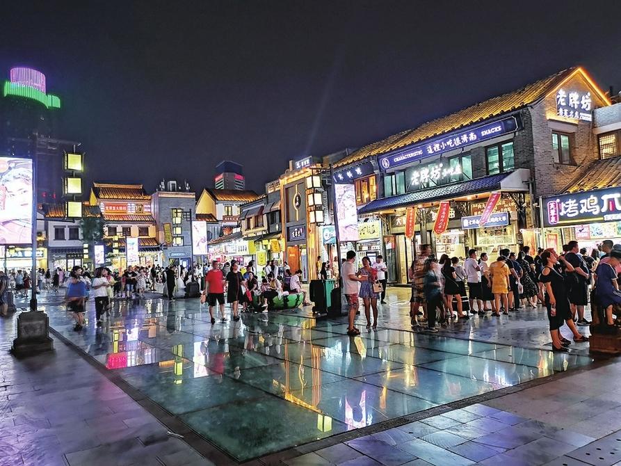 中秋假期旅游收入 超371億元